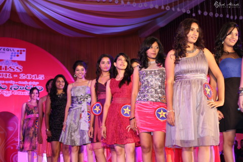 Miss Guntur 2015 Highlights